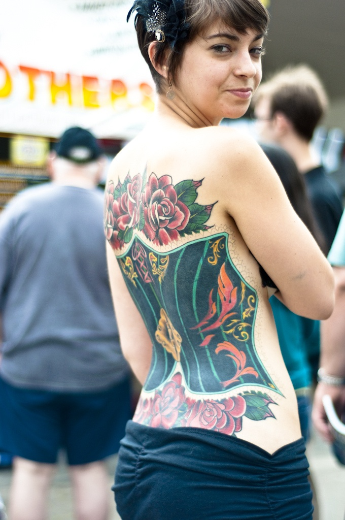 seattle tattoo expo  3 days of ink  drink  and music  u2013 yes  please