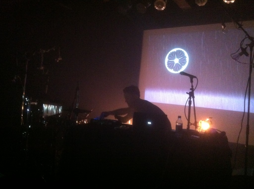 Shigeto at the Crocodile in Seattle decibel festival 2013