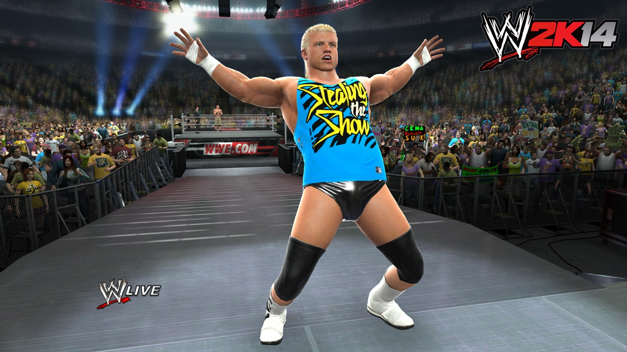 wwe 2k14 review : otaku dome | the latest news in anime, manga