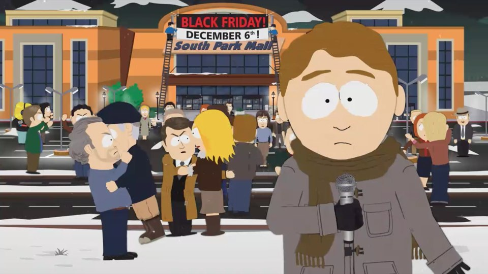 south park black friday trilogy review otaku dome the latest