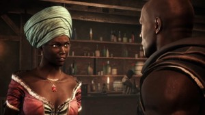 Sdewale's character becomes more fleshed out in Freedom Cry, compared to mediocre importance in Blackflag.