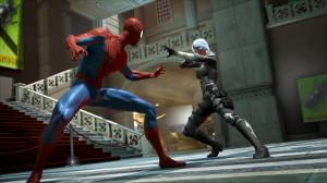Spider-Man vs Black Cat.