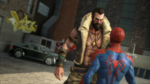 Kraven and other classic Spider-Man villains appear.