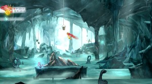 The world of Child of Light.