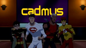 Young Justice Coloring Pages  ingrahamroboticsorg