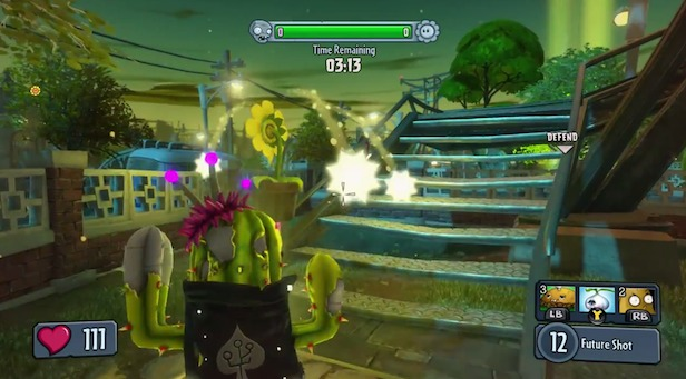 Plants Vs Zombies Garden Warfare Playstation Review Otaku Dome The Latest News In Anime