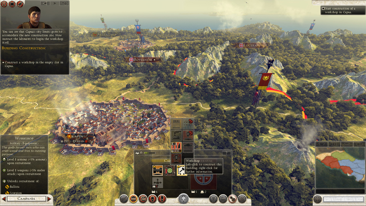 Total War: Rome II Review : Otaku Dome | The Latest News In