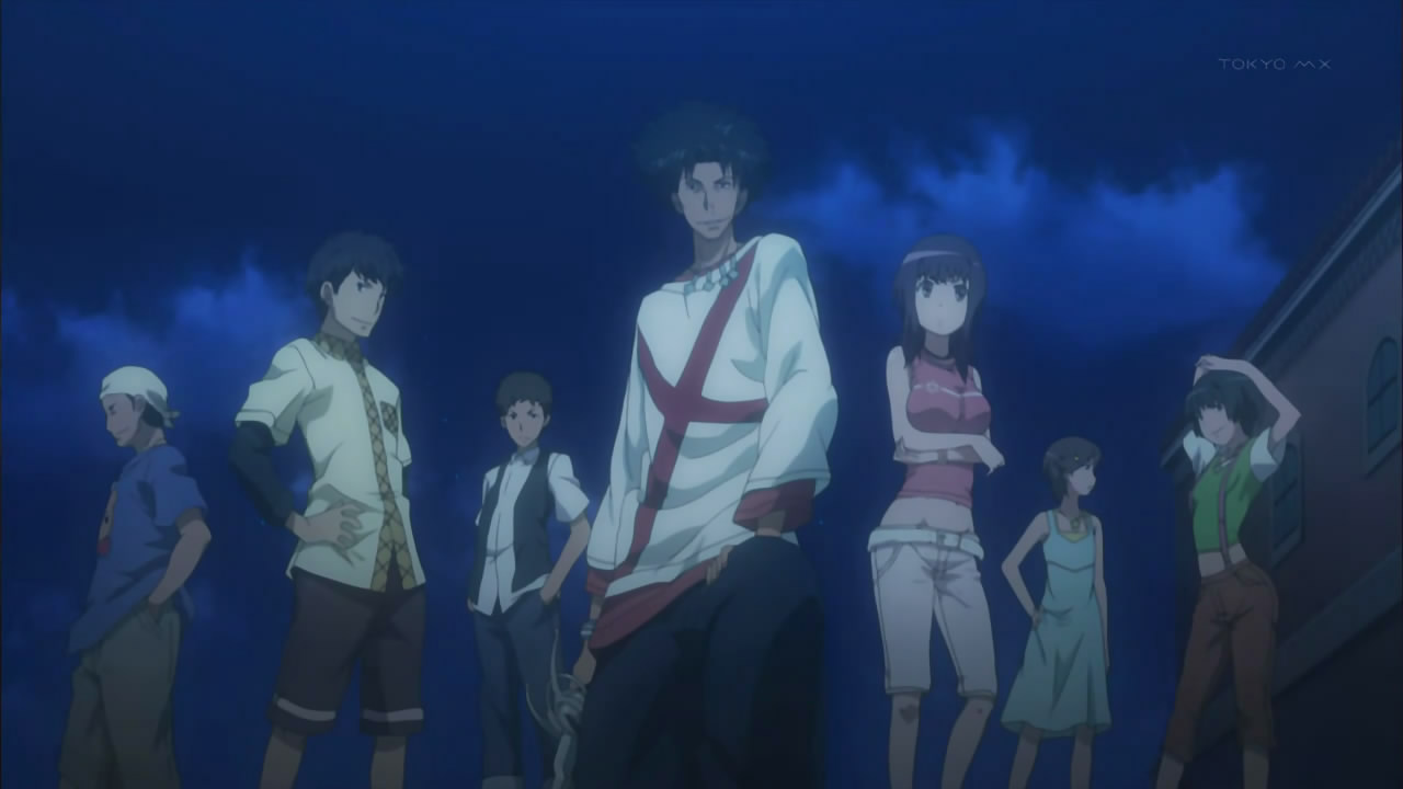 The villains featured in a certain magical index were fun to watch