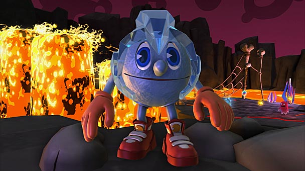 Pac-Man and the Ghostly Adventures 2 Review : Otaku Dome ...