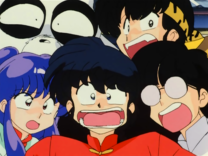 Which Ranma 12 Character Are You