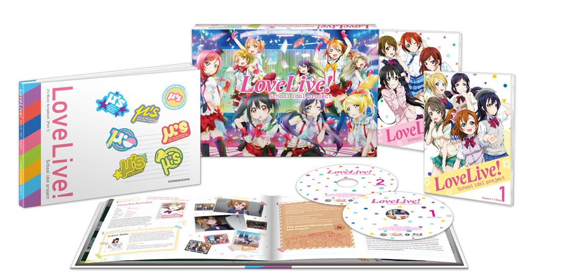 Love Live! School Idol Project 1st Season Premium Edition