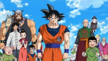 Anime Dragon Ball Super 1ª Temporada Legendado Torrent – HDTV 720p   1080p Download (2015) – Torrent