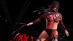 Finn Balor's PPV entrance in 2K16.