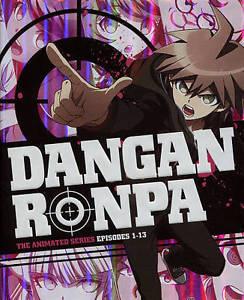 Danganronpa The Animation Is An 2013 Seinen Anime Series Based On Video Game Of Same Name It Produced By Lerche And Licensed Funimation