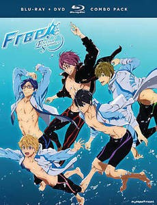 free eternal summer is the second season of the 2013 sports anime free it is produced by kyoto animation and licensed by funimation