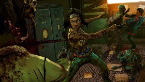 New designs in Michonne give us foresight of what's to come with season three.