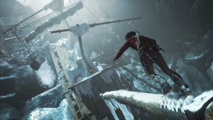 The expanded world of Lara Croft.