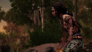 Michonne's mental state explored.