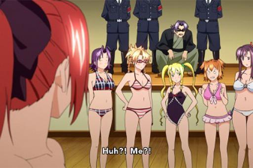 Aki nijou makenki two ecchi anime 2014 - 1 3