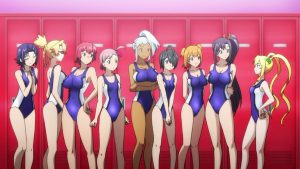 Ecchi, randomness, and nudity galore is the best way to describe season two.
