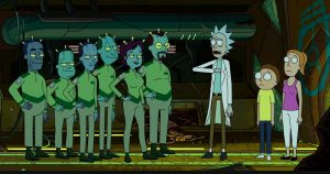 Rick and Morty brings unity to the sci-fi community.