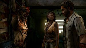 The Walking Dead gets a new lead heroine.