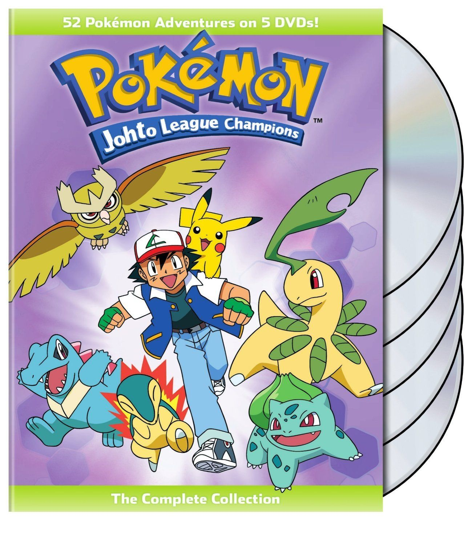 Pokemon: Johto League Champions Collection Review | Otaku ...