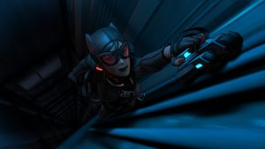 Catwoman returns to the Batman spotlight.