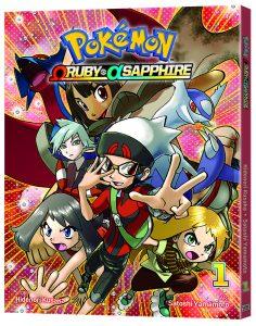 POKÉMON OMEGA RUBY & ALPHA SAPPHIRE ©2016 Pokémon. ©1995-2016 Nintendo/Creatures Inc./GAME FREAK inc. TM, ®, and character names are trademarks of Nintendo. POCKET MONSTERS SPECIAL ΩRUBY・αSAPPHIRE © 2015 Hidenori KUSAKA, Satoshi YAMAMOTO/SHOGAKUKAN Pocket Comics