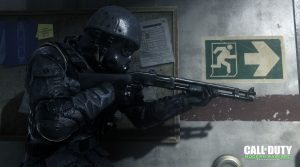 Return to Modern Warfare in beautiful HD.