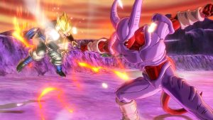 Dragon Ball history mixes together once more in Xenoverse 2.