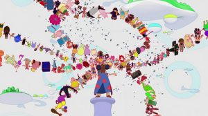 Summer Wars is the marquee entry into Hosoda's career as an original IP creator.