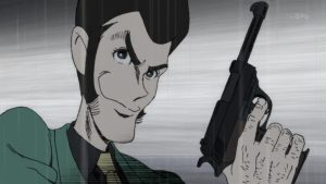 Lupin the 3rd returns in modern anime fashion for an epic new classic.