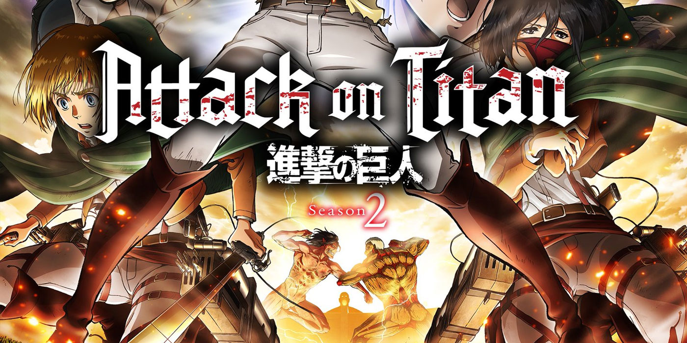 Attack on Titan is an 2013 seinen anime series, it is produced by Wit  Studios & Production I.G., it is licensed by Funimation, season two is  currently ...