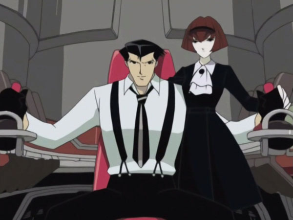 the big o complete collection blu ray review otaku dome the