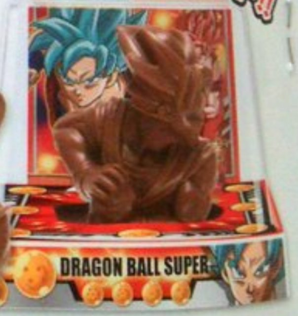 Goku S New Transformation Leaked Candy Spoils Dragon