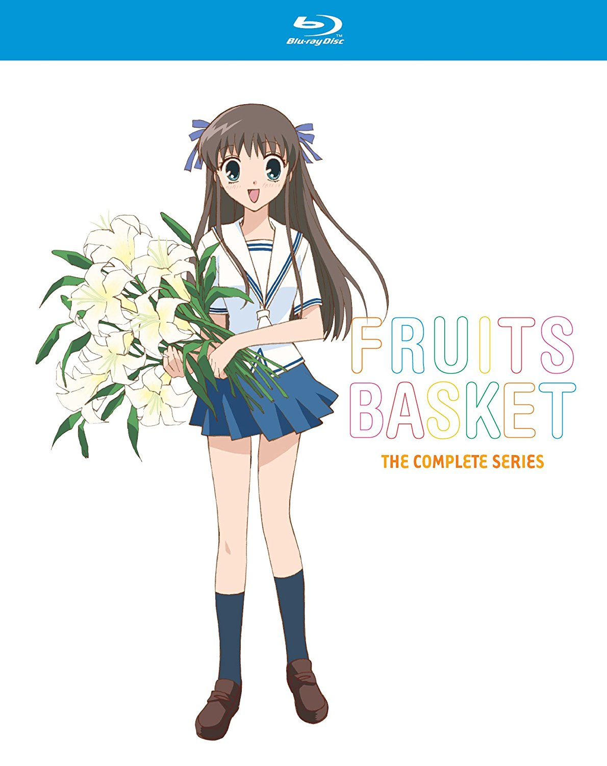 Fruits Basket Is A 2001 Shojo Anime Series It Produced By Studio Deen And Licensed Funimation Currently Available On DVD Blu Ray