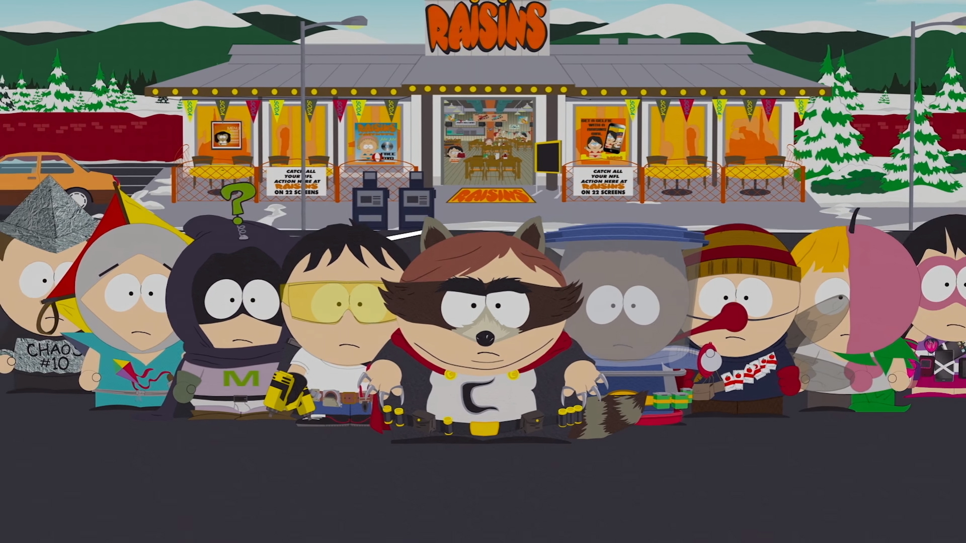 Image result for South Park fractured but whole gameplay 1920x1080