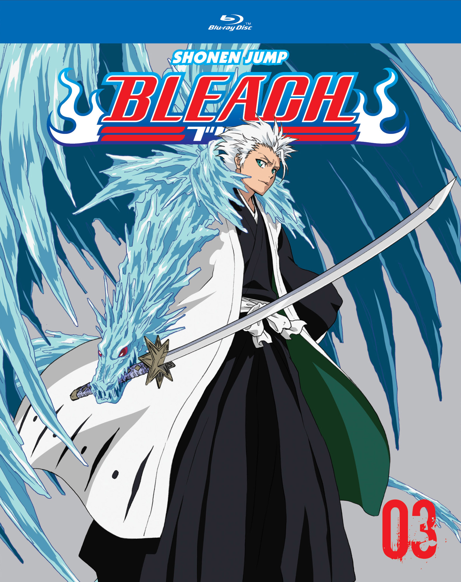 Bleach is a 2004 shounen anime series it is produced by studio pierrot and licensed by viz media it is currently available on dvd and blu ray in english