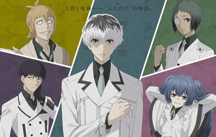Tokyo Ghoul:re Season 1 Review | Otaku Dome | The Latest