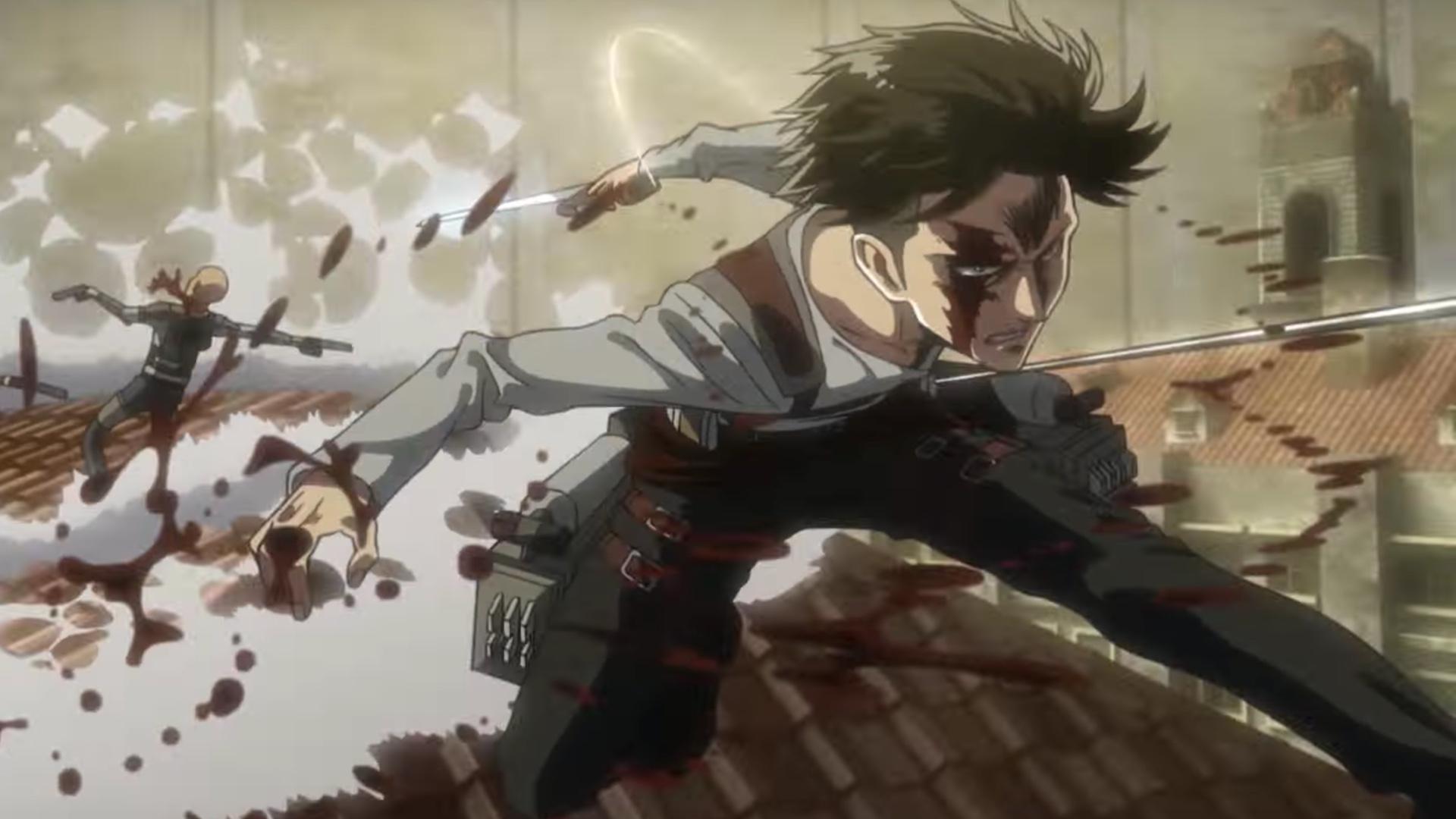 Attack On Titan Season 3 Online