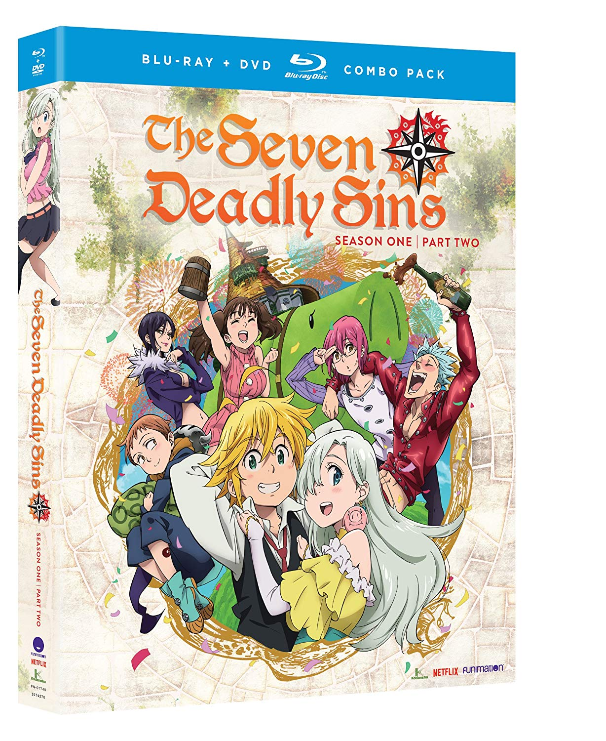 I Finally Checked Out The Seven Deadly Sins