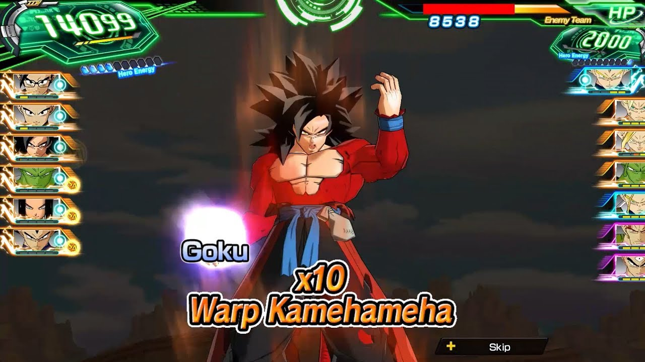 Super Dragon Ball Heroes World Mission Review Otaku Dome The Latest News In Anime Manga Gaming Tech And Geek Culture