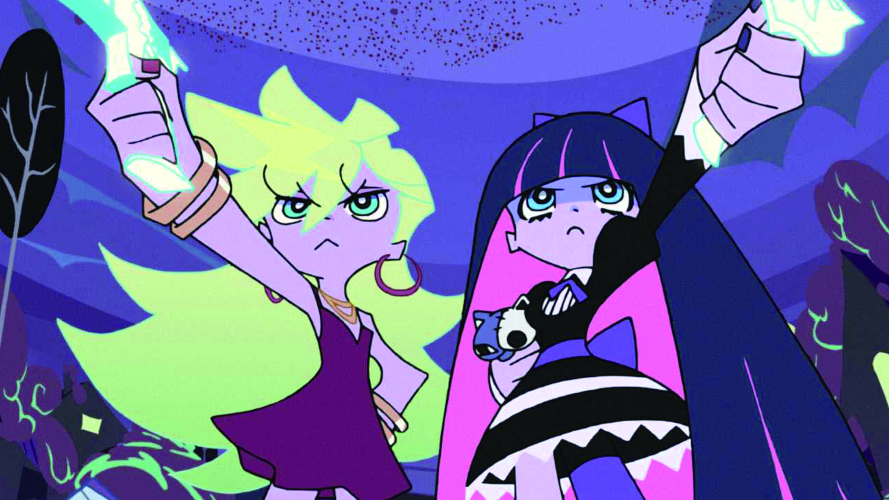 Panty & Stocking With Garterbelt The Complete Series Review ...