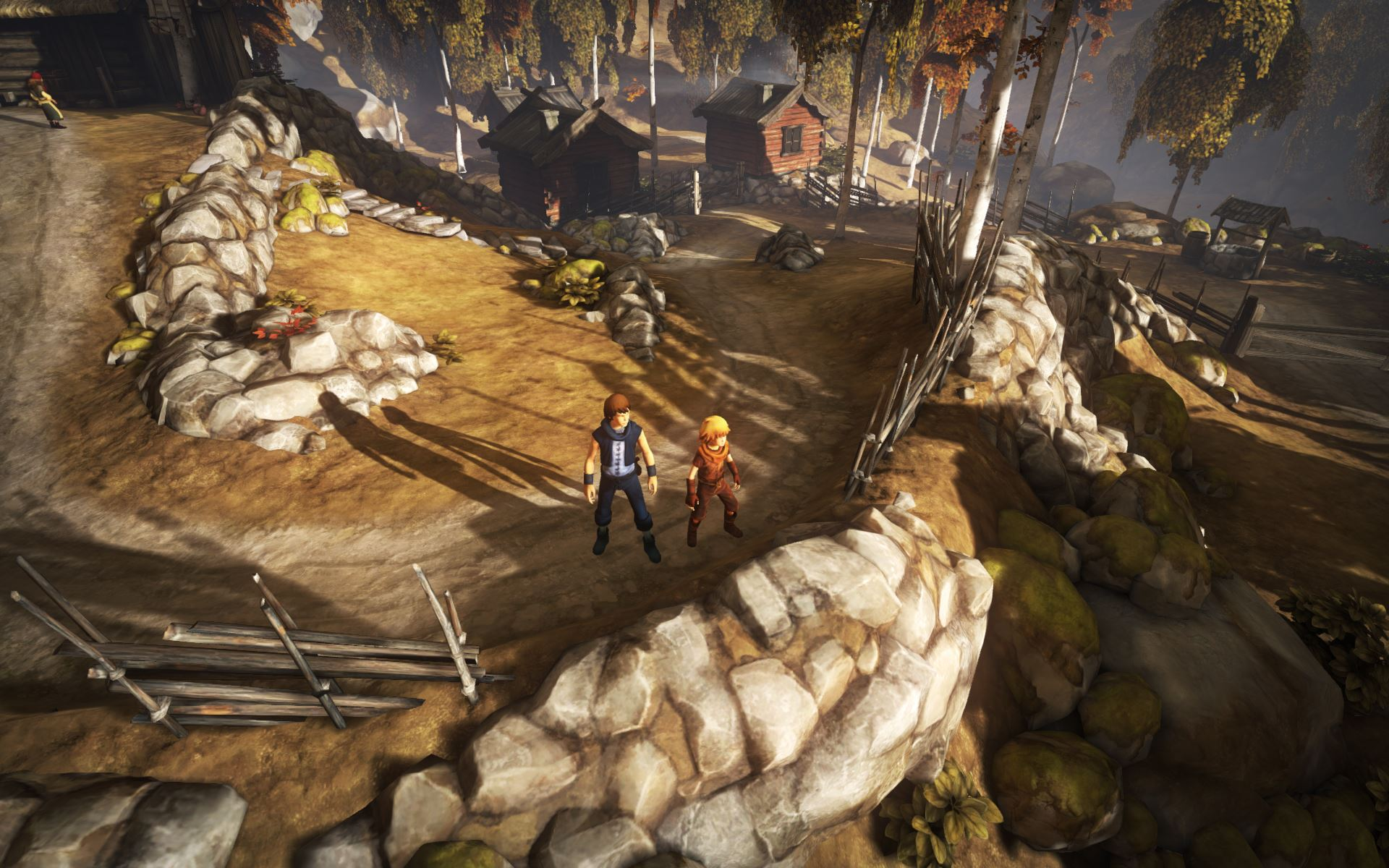 Brothers A Tale Of Two Sons Next Gen Review Otaku Dome The