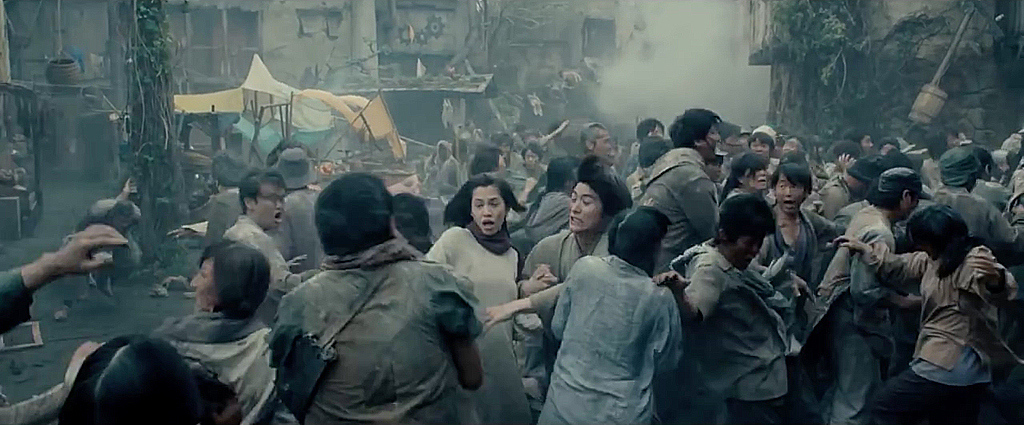 Attack on Titan Live-Action Part 1 Blu-Ray Review   Otaku Dome   The Latest News In Anime, Manga ...
