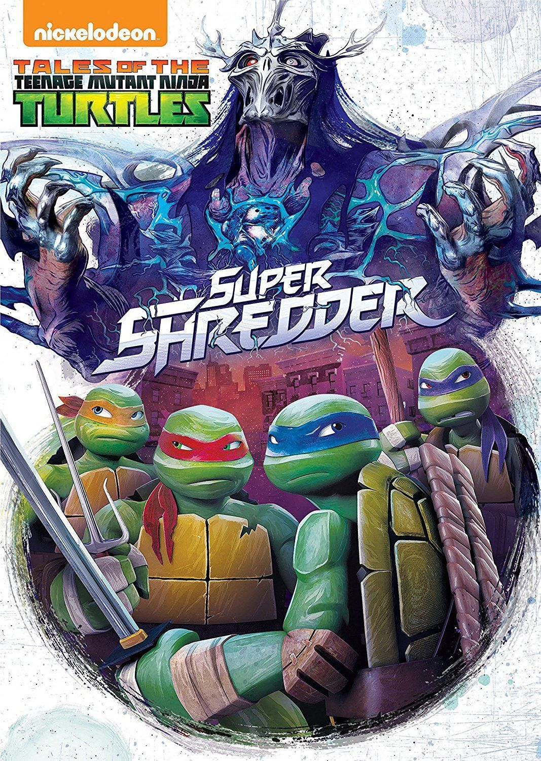 Tales Of The Teenage Mutant Ninja Turtles Super Shredder Review Otaku Dome The Latest News In Anime Manga Gaming And More