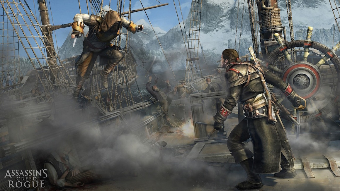 Assassin S Creed Rogue Remastered Review Otaku Dome The Latest