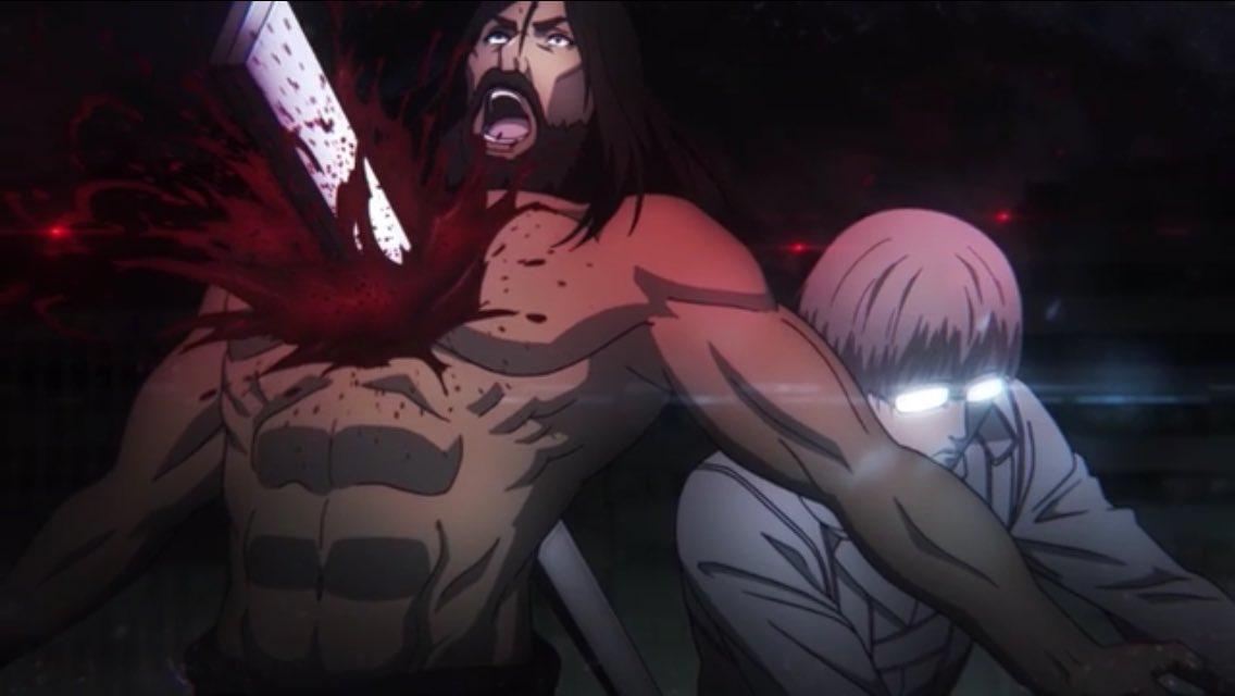 Tokyo ghoul season 2 episode 3